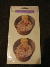 Baby Photo Gifted Line Stickers Girl Bathtub Flowers Anne Geddes Shower & Easter