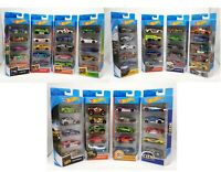 Hot Wheels 5 Cars Pack Assorted Cars Vehicle Toy Kids Children Gift Pack New