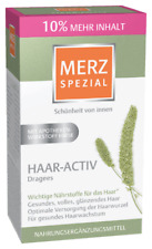 132 Dragees - Merz Spezial Hair Activ Capsules - Special - German Product