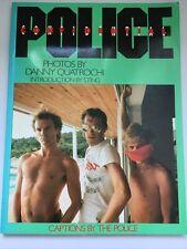 More details for the police confidential original 1980's photo book tour record music memorabilia