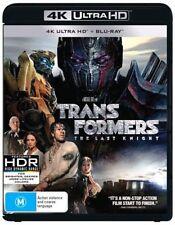 Transformers-Last Knight, The (4K Ultra HD/Blu-Ray, 2017, 2-Disc Set)(Region B)