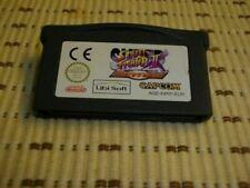 Street Fighter II 2 Revival für GameBoy Advance SP DS