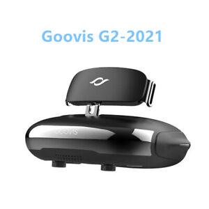 "GOOVIS G2-2021 Mobile Cinema VR Headset Goggle Dual 1920 X 1080 3147PPI 3D 800"""