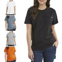 Dickies Women's Short Sleeve Heavyweight T-Shirt NWT