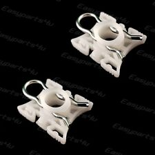 2x BMW E32 E34 E36 E90 Z3, Volvo S60 S80, VW Passat B3 B4 Window Regulator Clips