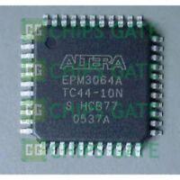 3PCS NEW EPM3064ATC44-10N Manu:ALTERA TQFP-44 IC CPLD 64MC 10NS