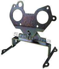 Supporto per carburatore doppio corpo orizzontale Ø 45/45 per Fiat 500/126