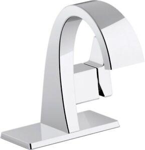 KOHLER Katun Single-Handle Bathroom Sink Faucet
