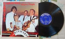 Carnival With The Regency People LP Carnival Cruise Line Lounge Band Autographed