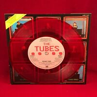"""THE TUBES Prime Time 1979 UK 7"""" RED vinyl single EXCELLENT CONDITION"""