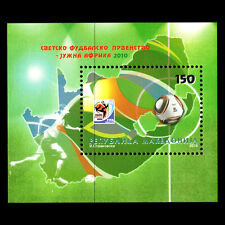 Macedonia 2010 - Football World Cup - South Africa - Sc 527 MNH