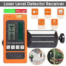 LCD Laser level detector Green+Red Light Digital Receiver for Huepar/ Levelsure