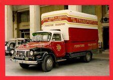 Malta Transport ~ Bedford J Furniture Van BBR111 - Borg Bros of Siggiewi - 1997