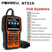 For BENZ ABS SRS SAS All System Automotive OBD2 Diagnostic Scanner Code Reader