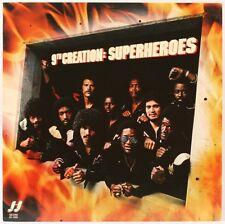 9th Creation , Superheroes   Vinyl Record/LP *USED*