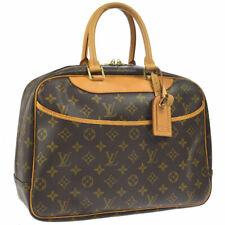 LOUIS VUITTON DEAUVILLE BUSINESS HAND BAG MONOGRAM CANVAS M47270 AK31805g