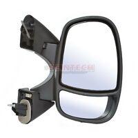 Vauxhall Vivaro Electric Heated Full Door Wing Mirror Driver Right O/S 2001 2013