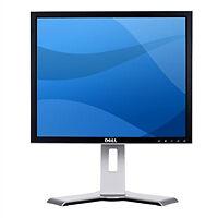 Monitor Dell UltraSharp 1907FPt, 19 Zoll, schwarz, Audio, DVI, VGA, USB, USB B