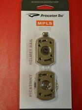 Princeton Tec MPLS Mounting Hardware Kit, coyote/olive drab