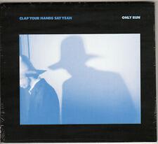 Clap Your Hands Say Yeah - Only Run CD digipak