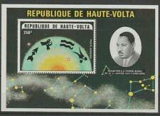 République de Haute Volta, Bloc de timbre neuf MNH, bien