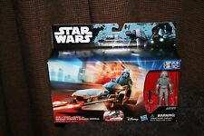 NEW~ STAR WARS~ IMPERIAL SPEEDER+ AT-DP PILOT DOWNLOAD APP TO MAKE VIDEOS