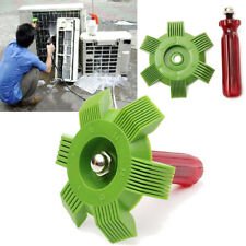 Auto Car A/C Radiator Condenser Evaporator Coil Fin Comb Cooling System Cleaner
