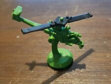 Board Game MB Thunder Road CHOPPER GREEN Intact