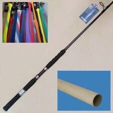 "Shimano Tallus 7'2"" Blue Water Spinning Rod Saltwater Fishing X-Heavy TLS72XHBBL"