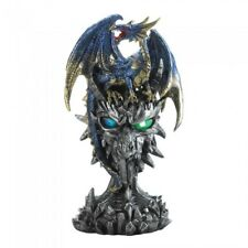 NEW Gothic Dungeons and Fantasy Gift Decor Fierce Winged Dragon Statue Figurine