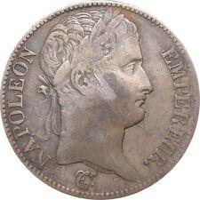 1811-B FRANCE SILVER 5 FRANCS - NAPOLEON BONAPARTE