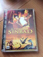 IL 7° VIAGGIO DI SINBAD   JEWEL BOX DVD FILM