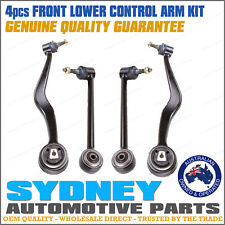 Front Lower Left & Right Control Arm & Ball Joint Kit Holden Commodore VE 06-12