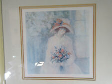 Barbara A Wood Hand Signed and Numbered Print 260 of 975