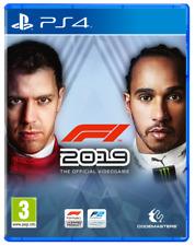 F1 2019 (Playstation 4, 2019)
