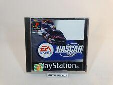 NASCAR 99 1999 SONY PLAYSTATION 1 2 3 ONE PS1 PS2 PS3 PSX PAL EUR ITA ITALIANO
