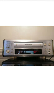 Denon DRR-6.5 Cassette Tape Deck  Hifi component separate Dolby B-C nr hx pro