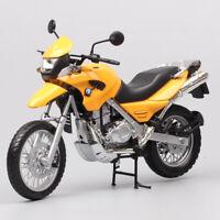 1:12 automaxx Motorrad BMW F650GS motorcycle Diecasts Toy models f650 motorbike