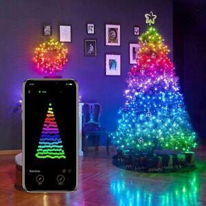 Christmas Light 20- 200 LED String Fairy Lights APP Control Garden Party Decor