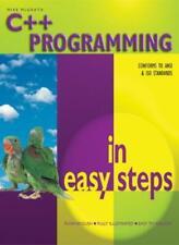 C++ Programming in Easy Steps,Computer Step Team, Mike McGrath