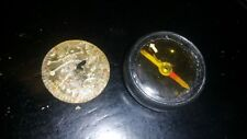 WWII JAPANESE LIQUID COMPASS samurai sword collectible army navy tool