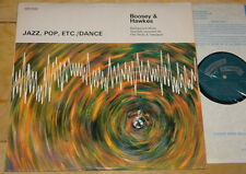 BOOSEY & HAWKES MUSIC LIBRARY LP SBH 2996 ~ THE NEW DANCE ORCHESTRA