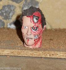 1/6 Scale Custom Battle Damage Terminator painted Resin head