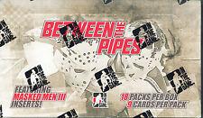 2010-11 Between The Pipes Hockey Card Hobby Box