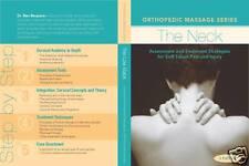 Orthopedic Medical Massage Video For The Neck 5 DVD Set by Ben Benjamin