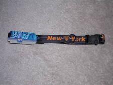 NEW YORK KNICKS Medium Dog Pet Collar NBA