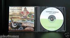 Cowboy Junkies - Ooh Las Vegas 3 Track Pro DJ CD Single