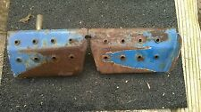 ford tractor q cab brake pedal tops and latching pin (price includes vat)