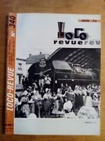 LOCO REVUE N°340 - 1973