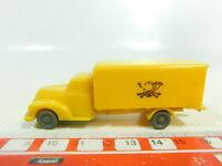 BH751-0,5# Wiking H0/ 1:87 Modell Postwagen/LKW/Ford 550/8 unverglast